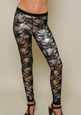 black lace leggings viktorviktoriashop.com