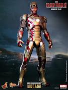 TOY NEWS FOR 4/5/2013HOT TOYSIRON MAN 3IRON MAN MK XLII . (hot toys iron man diecast iron man mark )