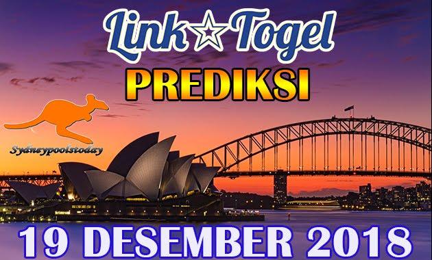 Prediksi Togel Sydney 19 Desember 2018