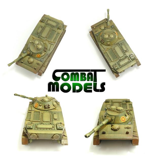 PT-76 Light Tank