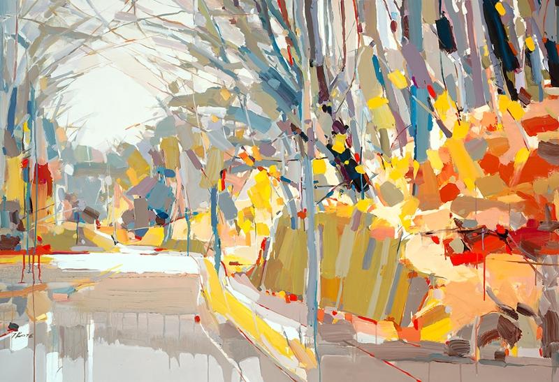 Maher art gallery josef kote - Pintores en palencia ...
