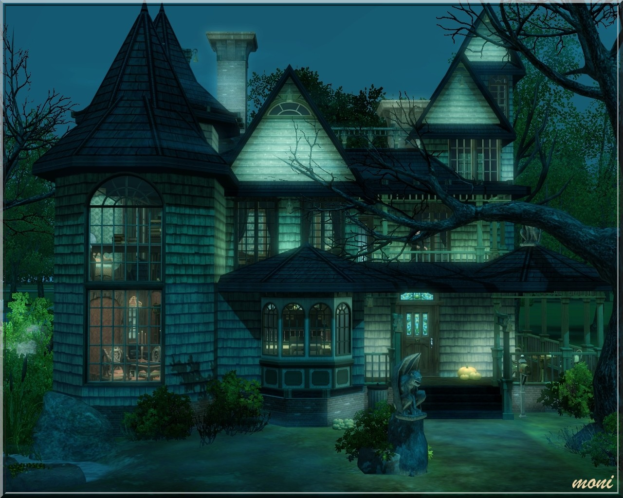 the sims 4 witch house download