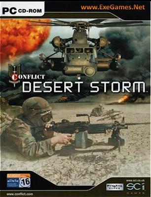 Conflict Desert Storm Game