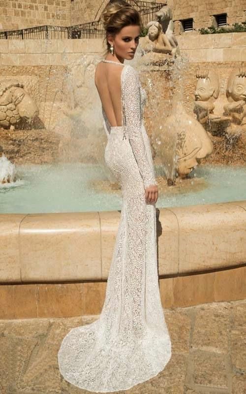 2015 Spring wedding dresses collection by Galia Lahav
