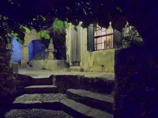 Fontaine des Mascarons