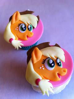 Cupcakes Little Pony, parte 2