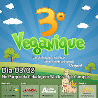 3º Veganique – Vale do Paraíba