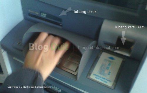 Gambar Masukan PIN ATM BCA