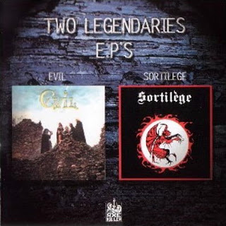 Evil || Sortilege - Evil\'s Message (1984) || Sortilege (1983) (1999)