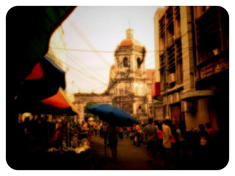 Philippines, basilica sto. nino, cebu city