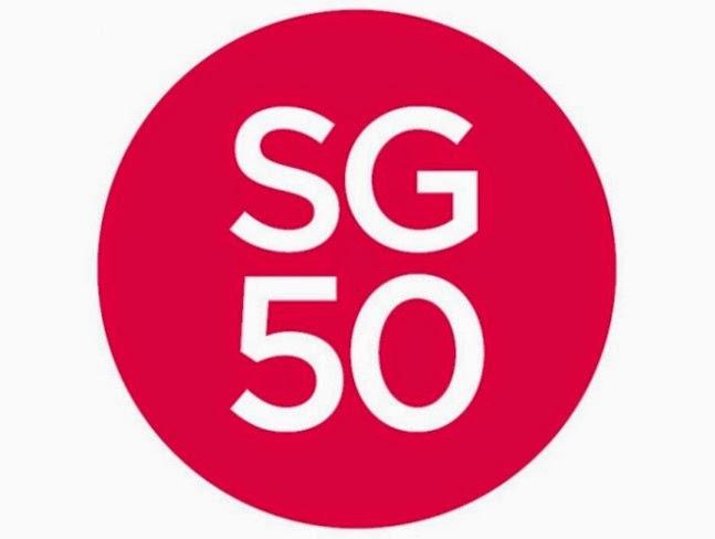 CELEBRATES SG 50 !