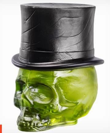 Royal Design Candlestick design skull