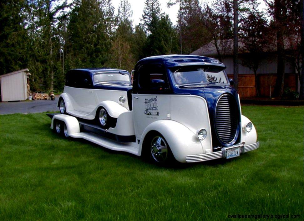 Street Rod Tow Truck