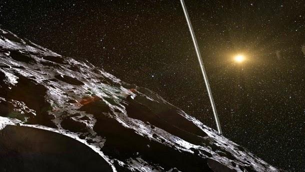 Descobertos anéis em torno do planeta anão Quíron