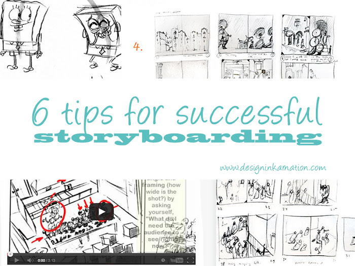 Tips on How to Storyboard Effectively