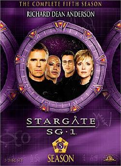 Assistir Stargate SG 1 5 Temporada Dublado e Legendado Online