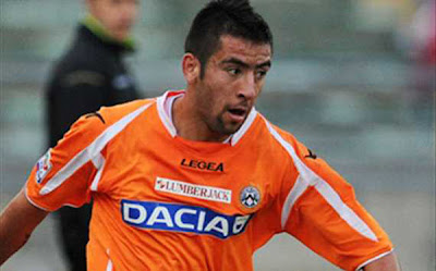 Mauricio Isla - Udinese (2)