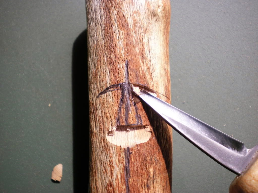 Bushcraft knife reviews wood spirit tutorial
