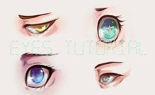 How To Draw And Color Eyes 1