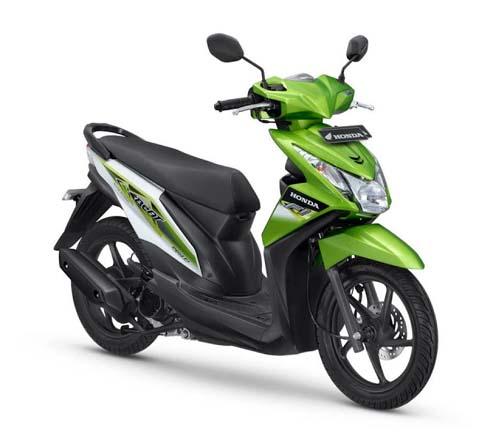 Honda BeAT PGM-FI