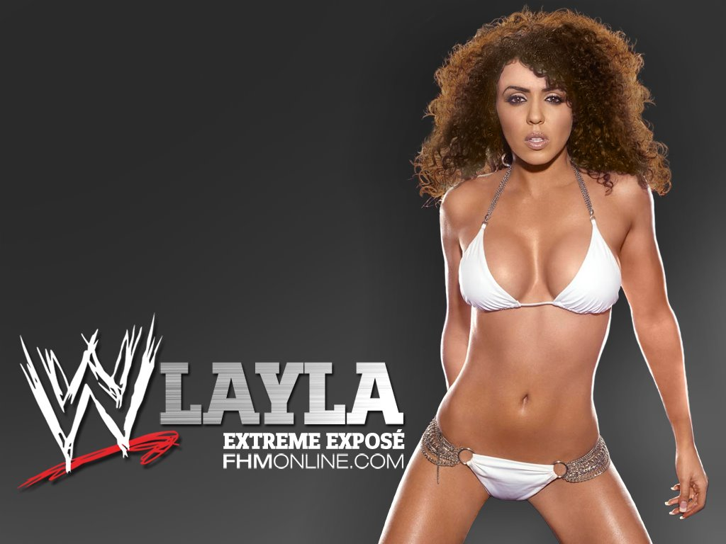 Wallpaper HD  WWE Divas
