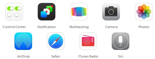 iOS 7 apps - Technocratvilla.com