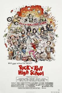 Rock 'n' Roll High School – HD 720p – Legendado