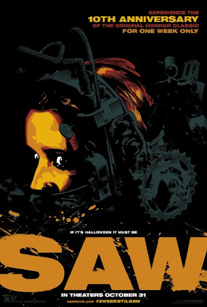 Poster Of Saw 2004 UnRated 720p BRRip English