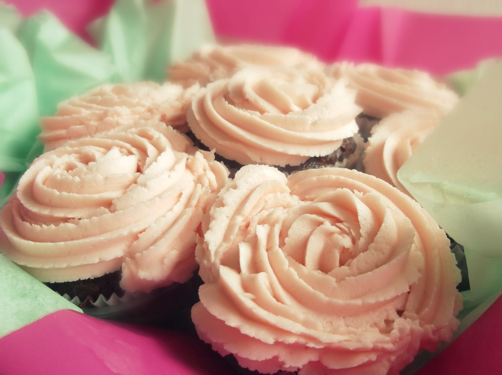 How To Make Cupcake Flowers