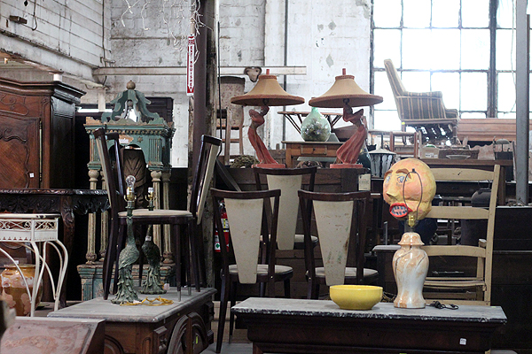 I live in a unique (hidden) spot, walking distance from a strip of bustling  bars and gastropubs in one direction and a stone's throw away from indie ... - Flaire Antiques: Hidden Old World Antique Gem In Jacksonville's Art
