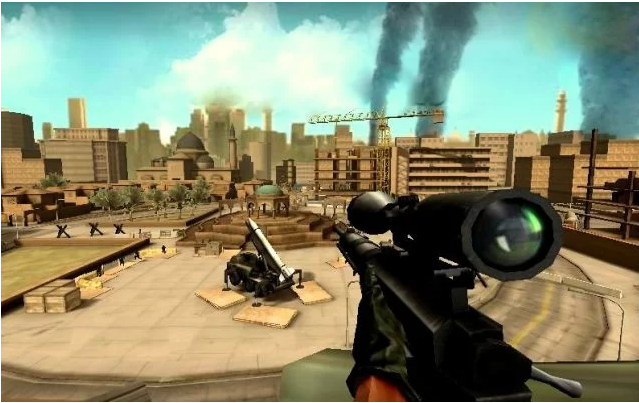 sniper shooter online game