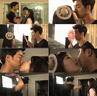 Adegan Ciuman Gong Yoo-Suzy Miss A