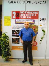 Foro Internacional de Ciencias Ocultas y Espirituales. Octubre 2011
