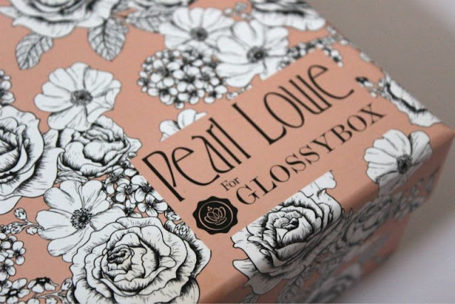 Pearl Lowe for Glossybox April 2013 Review