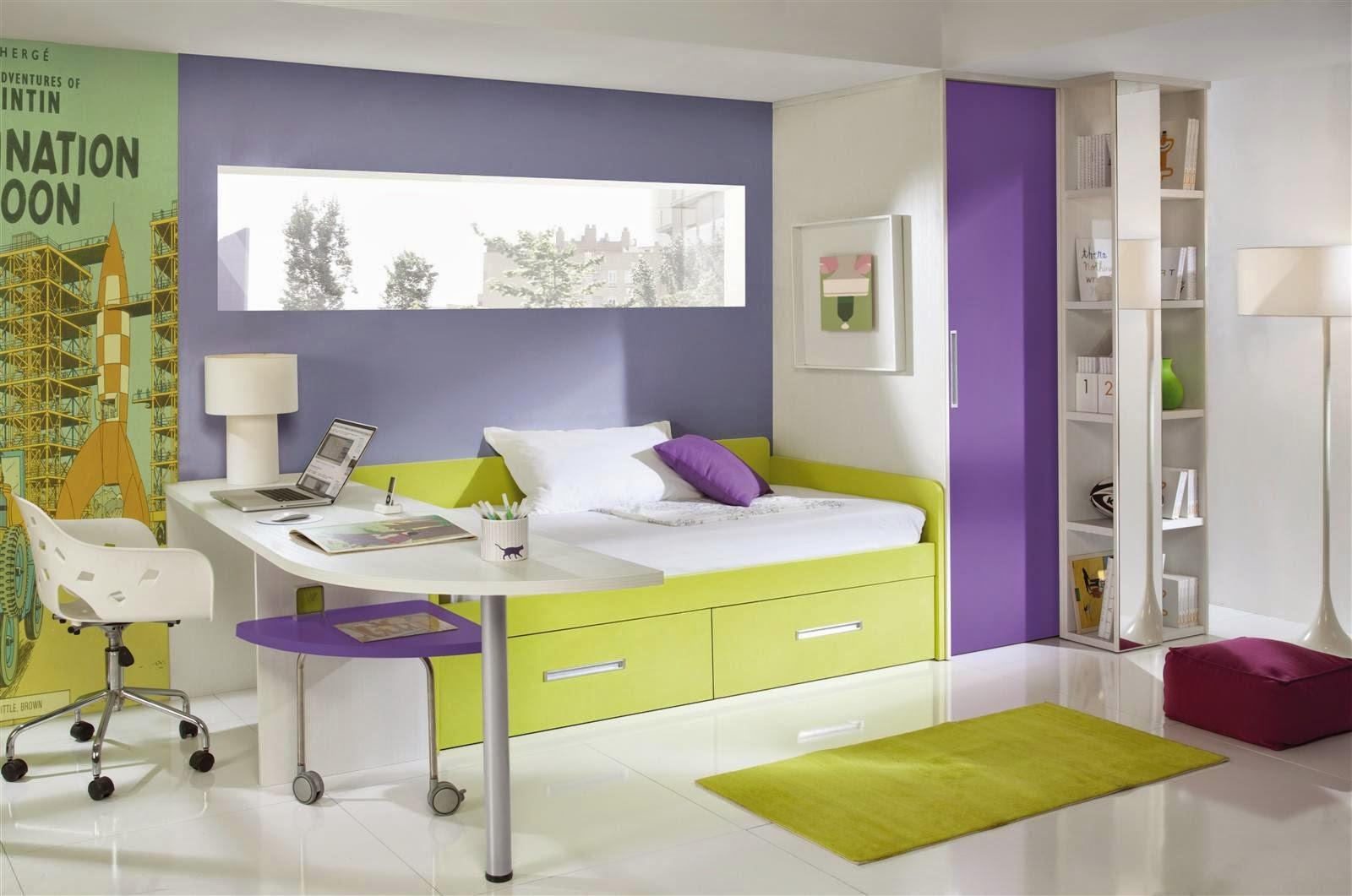 Dormitorios juveniles 3 camas amazing dormitorio juvenil - Mueble juvenil ikea ...