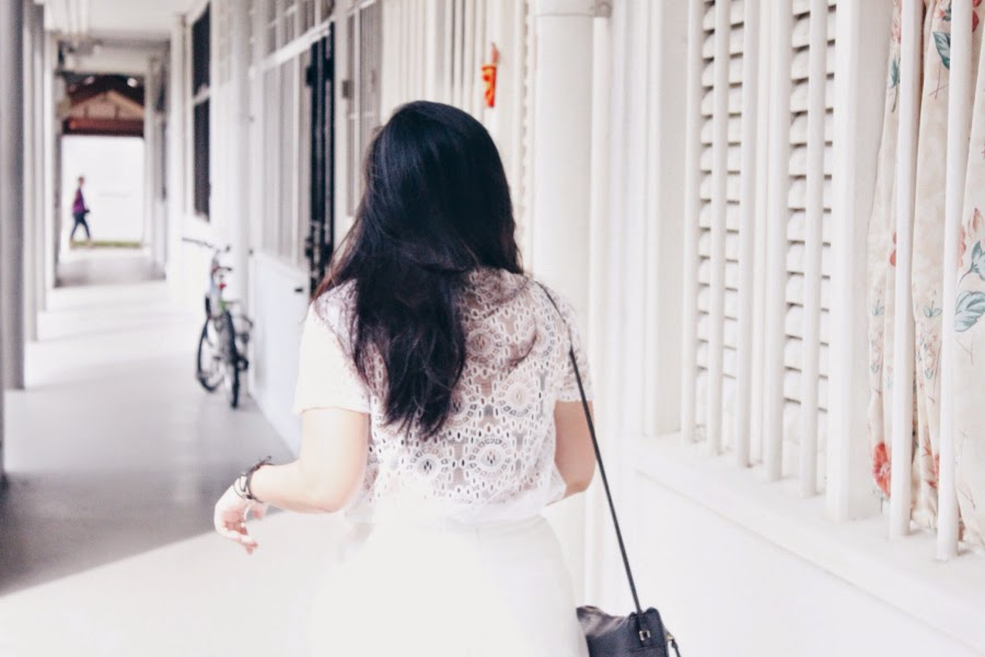 ootd, lookbook, photography, singapore blogger, culottes, yours xincerely