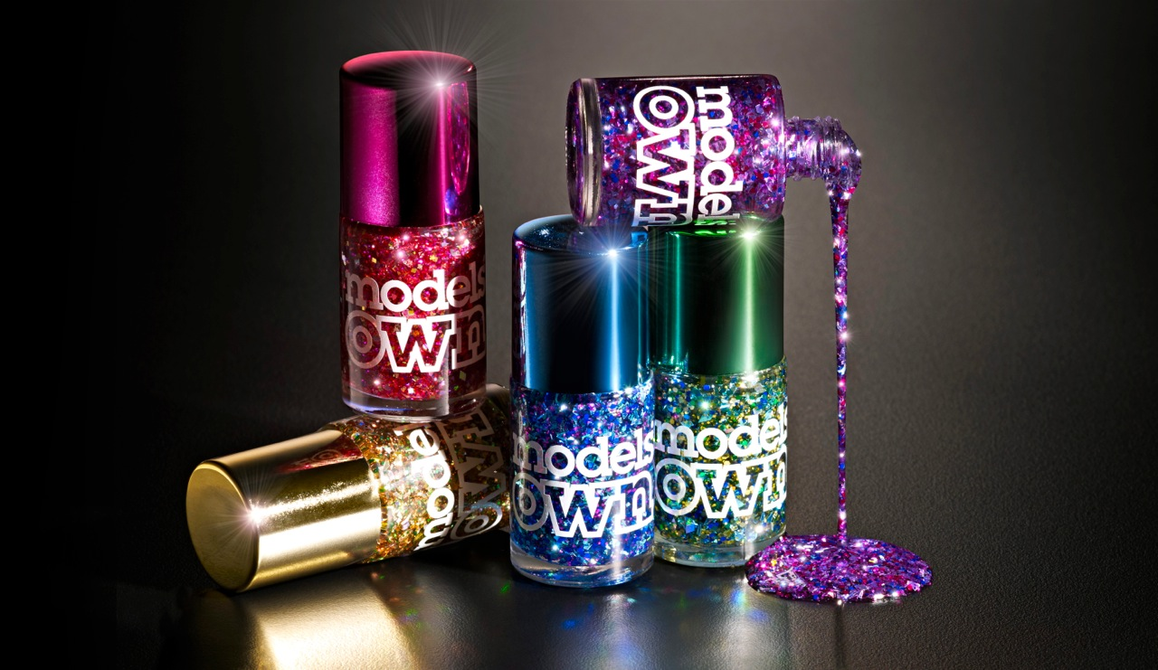 Scrangie: Models Own Mirrorball Nail Frosting Collection Fall 2012 ...