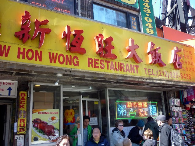 cosa vedere a chinatown new york