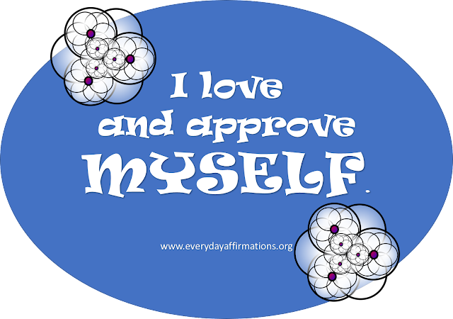 Download Weigh-loss Affirmations poster