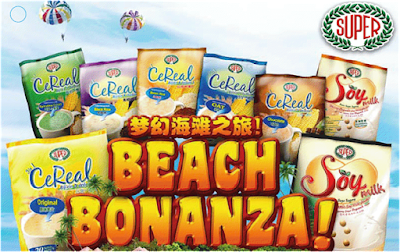 Super 'Beach Bonanza' Contest