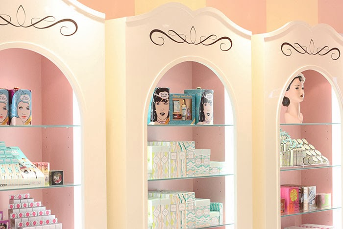 BOUTIQUE BENEFIT SAN FRANCISCO IN MADRID