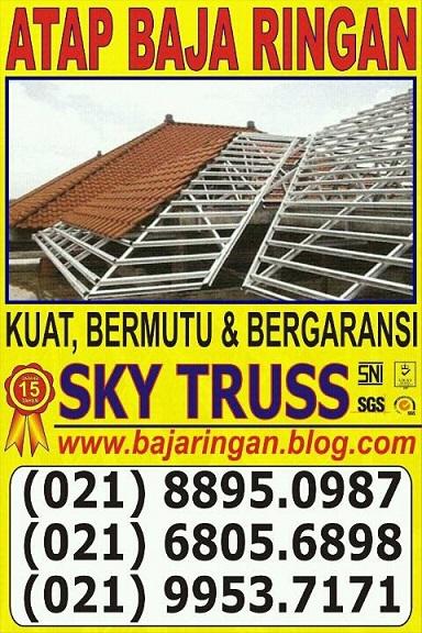 BAJA RINGAN SKY TRUSS