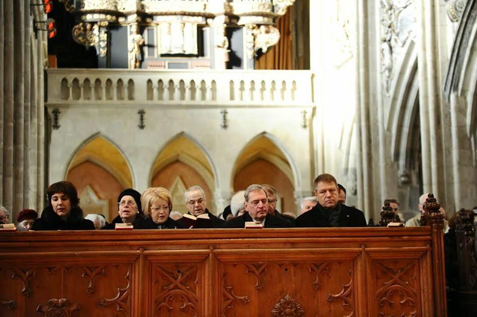 Románia, történelem, Klaus Johannis, szovjet deportálás, megemlékezés, kisebbségek,