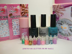 Sorteo Glitter On My Nails