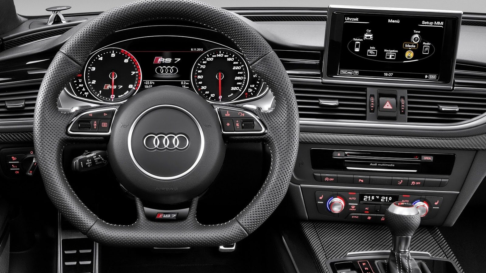 Audi Rs7 Sportback Auto Review