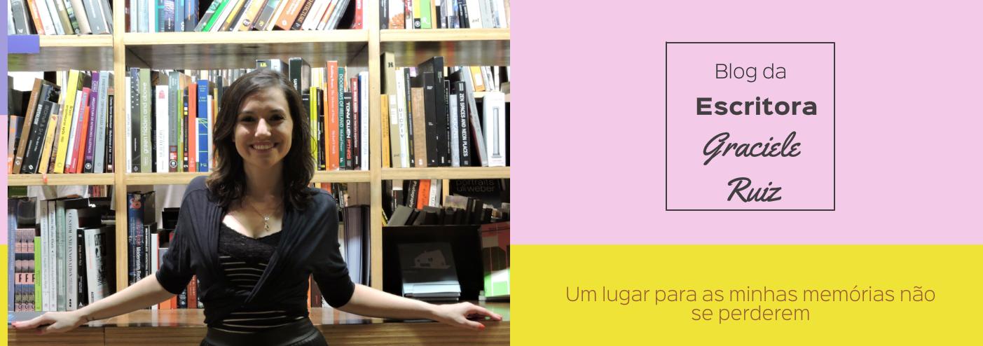 Escritora Graciele Ruiz
