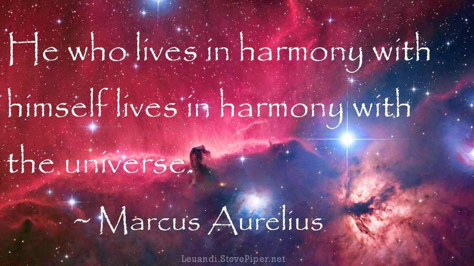Marcus Aurelius, life, Universe, philosophy