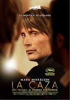 La caza (2012) online y gratis