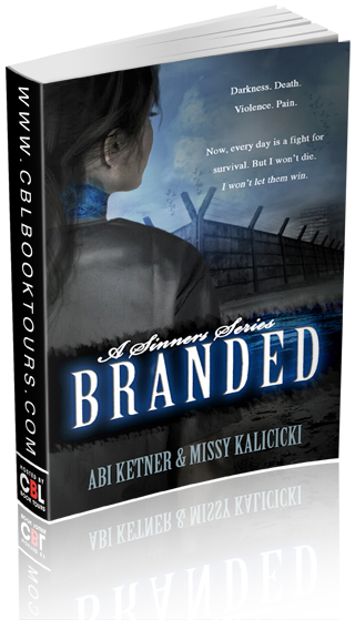 Branded by Abi Ketner and Missy Kalicicki