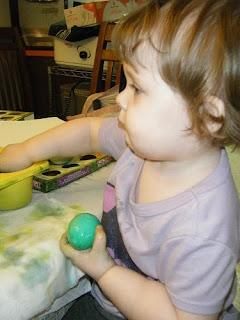 Easter 2011 ~ Sasha